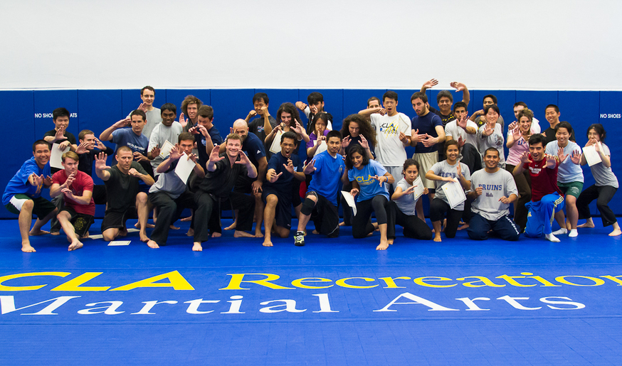 UCLA Martial Arts - Joint Locks Seminar